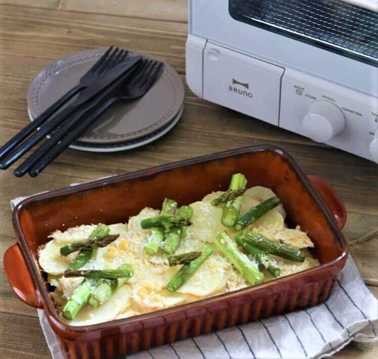 9トースターで作った「ホットポテトサラダ」.jpg